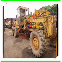 Wholesale GD511a komatsu Motor Grader earthmoving equipment used japan  grader gd405A yellow color from china from china suppliers