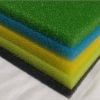 Wholesale Colorful Sponge Packing Material ,  Flame Retardant Reticulated Open Cell Foam from china suppliers