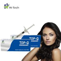 Wholesale TOP-Q Ultra Deep 2ML hyaluronic acid facial dermis filler Injectable HA for cheek enhancer from china suppliers