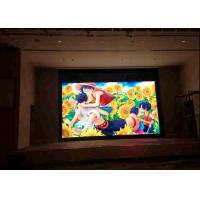 Quality Flexible P2.6 Indoor Rental Led Display Screen For Audio / Video / Animation Display for sale
