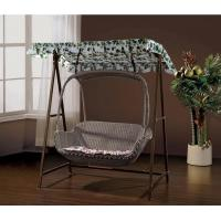 Wholesale 2014 graden rattan swing Chair Swing rattan furniture from china suppliers