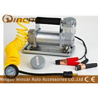 Wholesale 150Psi Metal 40mm Cylinder Car Small Portable Air Compressor 12V 72L/Min Air Flow from china suppliers