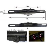 Buy cheap Universal License Plate Mini Shape Camera with Night Vision from wholesalers