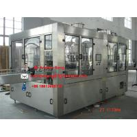 Wholesale New condition complete bottle juice production line/plant for juice/tea beverage from china suppliers