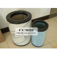 Wholesale Excavator engine parts original air filter for CAT excavator PC336 from china suppliers