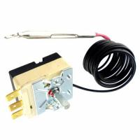 Wholesale Oven Adjustable Temperature Controlled Switch , Automatic Reset Capillary Thermostat 16A from china suppliers