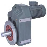 Buy cheap F series parallel shaft helical gear reductor from wholesalers