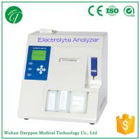 Quality Automatic Hospital Medical Equipment multiparameters Electrolyte Analyzer for sale