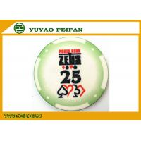 Wholesale Challenge Coins Best Ceramic Poker Chips Personalized For Supermarket from china suppliers