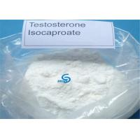 Wholesale 99% Oral Anabolic Injection Steroid Hormones Testosterone Isocaproate Testosterone ISO from china suppliers