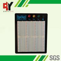 Wholesale Laboratory Equipment Soldering Breadboard ABS Plastic Black Alum Plate from china suppliers