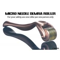Wholesale Micro Needle Derma Roller For Anti Aging , Acne Scar Derma Roller Therapy from china suppliers