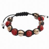 Wholesale Shamballa Bracelet, OEM, ODM Orders Welcomed from china suppliers