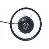 Quality 48v - 96v 5000w 140N.M Front Wheel Electric Hub Motor 120km/h for sale