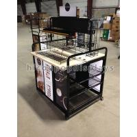 Wholesale Movable Retail Single Sided Gondola Shelving For Display Coffee Maker from china suppliers