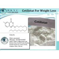 Wholesale Weight Loss Steroids Raw Powder Cetilistat For Treating Obesity CAS 282526-98-1 from china suppliers