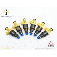 Buy cheap Set of 6 Flow Matched Fuel Injectors 0280150714 for 1984-1993 BMW 318i/is 1.8L from wholesalers