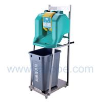 Wholesale SH16GT-Gravity operated Eye wash with trooley cart,16 Gallon,ansi Z358.1-2009 from china suppliers