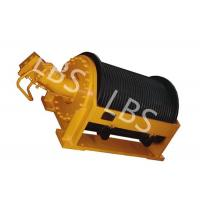Wholesale BV SGS Listed Hydraulic Crane Winch For Agriculture And Forestry Machinery from china suppliers