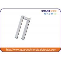 Wholesale Indoor 6 Zones Walk Through Security Metal Detectors With CCTV Camera from china suppliers