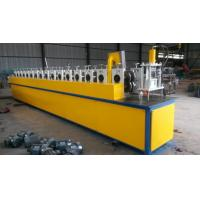 Wholesale C U Shaped Keel Manufacturing Machine / Tile Making Machine 12 Roll Station from china suppliers
