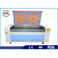 Wholesale Automatic CNC CO2 Laser Cutting Machine , Desktop Fabric Laser Cutter from china suppliers