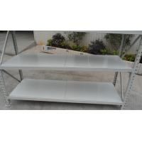 Wholesale OEM Light Duty, Multilevel and Q235B Light Duty Shelving with 2 Safety Pins from china suppliers