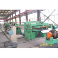 Wholesale Customized Galvanised Steel Coil Slitting Machine With Uncoiler / Recoiler from china suppliers