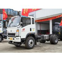 Wholesale Small Goods Transporting Light Duty Trucks Two Sits Single Berth With A / C from china suppliers