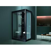 Buy cheap Monalisa M-8285 family steam shower cabin steam sauna room luxury steam shower enclosure from wholesalers
