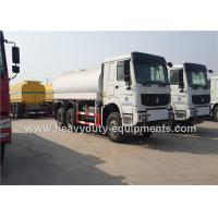 Wholesale 290hp 6x4 HOWO Oil tank truck / fuel tanker truck with 20 CBM capacity from china suppliers
