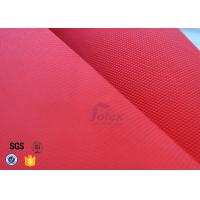 """Wholesale Industrial Fiberglass Fire Blanket 14oz 39"""" Red Acrylic Coated Fiberglass Fabric from china suppliers"""