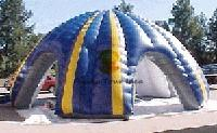 Wholesale 0.4mm PVC Inflatable Dome Tent With Customized Size For Opening Events from china suppliers