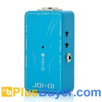 Wholesale Direct Input Effect Pedal for Joyo JDI-01 - Electric Guitar and Bass (4x 12 Amps Simulation, XLR OUT) from china suppliers