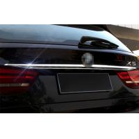 Wholesale BMW New X5 2014 2015 Auto Body Trim Parts Tail Gate Garnish Chromed Molding from china suppliers