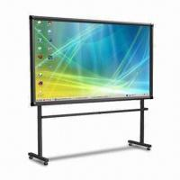 Wholesale Electromagnetic Whiteboard, Supports Microsoft's Windows 98/Me/2000/2003, with 5W Power Consumption from china suppliers