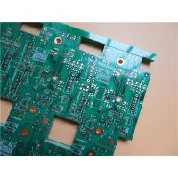 Buy cheap Multilayer PCB Built On 1.6mm FR-4 Immersion Gold With 4 Layer Copper Track from wholesalers