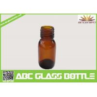 Wholesale 30ml Amber Glass Bottle For Syrup With Din28 Neck from china suppliers