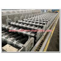 Wholesale Aluminium Metcopo Step Tile Roofing Sheet Roll Forming Machine Made in China from china suppliers