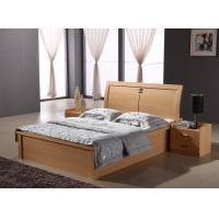 Wholesale Professional King Size Modern Home Furniture Beds With Night Tables from china suppliers