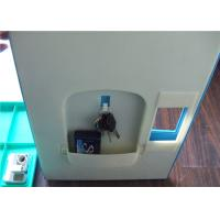 Buy cheap Anti Corrosion ABS Swimming Pool Lockers Green /4 layer /green door from wholesalers