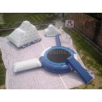 Wholesale Inflatable Water Trampoline Made Of Durable PVC Tarpauline from china suppliers