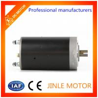 Wholesale Custom 80mm 800w 24v Direct Drive DC Motors , 24V Permanent Magnet Motors from china suppliers