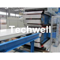 Wholesale Polyurethane / PU Sandwich Panel Machine For 30 - 200mm Thickness, 1000mm Width Panels from china suppliers