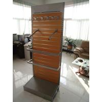 Wholesale Retail Free Standing Clothes / Hat Rack Product Display Stands With Hooks from china suppliers