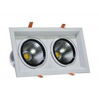 Wholesale High CRI 24 Watt Led Grille Lamp With Two Drivers , Long Lasting 50000hrs from china suppliers