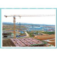 Wholesale Self Erecting Construction Tower Crane , Moldel ZT5610 Topless Tower Crane On Rails from china suppliers