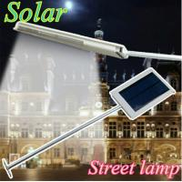 Wholesale 12 LED Solar Sensor Lighting Solar Lamp Powered Panel LED Street Light Outdoor Path Wall Emergency Lamp from china suppliers