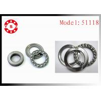 Wholesale Gcr15 Thrust  Ball Bearing 51118 For Generator Machine High Efficient from china suppliers