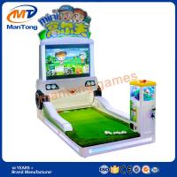 Buy cheap 2017 Kids New Product Mini Golf Game Machine , Arcade Game Machines Coin Operated from wholesalers